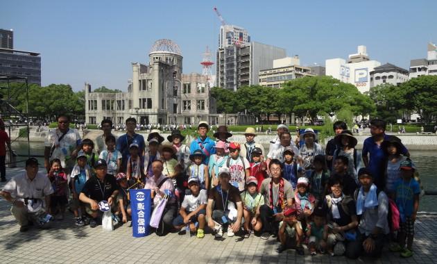 親子広島平和行動 (3)