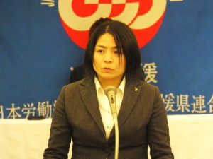 定期大会委員長 (大元)