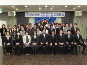 杉本会長とニューリーダー