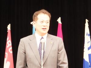 ○2015愛媛中央メーデー大会野志市長