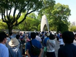平和行動広島写真3