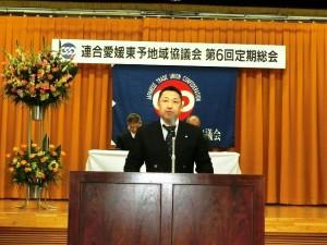 菊川事務局長